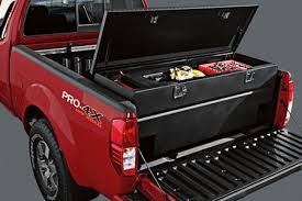 Slide Out Truck Bed Tool Boxes Frontier Sliding Tool Box