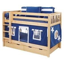 Hot Shot Girl Twin Over Twin Deluxe Tent Bunk Bed Hayneedle - Tent bunk bed