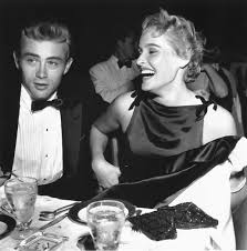 the kiss 1955 james dean and ursula andress go out on a date
