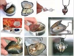 pearl necklace wholesale images Wholesale gt 10 set love wish pearl necklace set oyster drop pendant jpg