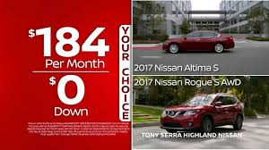 nissan 370z lease payments nissan employee pricing at tony serra highland nissan youtube