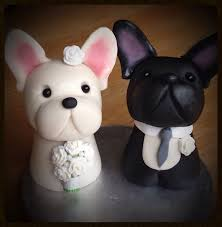 bulldog cake topper bulldog wedding cake toppers cakecentral
