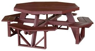 dining table astounding picnic table decoration with oak wood