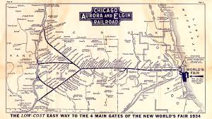 Chicago Il Map by Greatthirdrail Org Maps