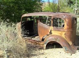 rusty car file u s route 66 in arizona rusty car jpg wikimedia commons