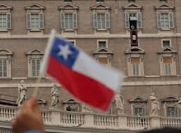 Chilian Flag In Chile Pope Met With Protests Passion And Skepticism Boston