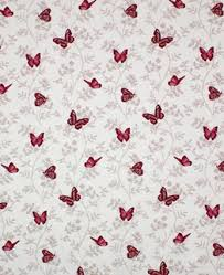 Roman Blinds Pattern Red Bespoke Roman Blinds Floral Pattern Darcie Berry Blinds