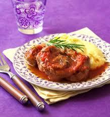 recette de cuisine italienne osso bucco de veau à la milanaise recettes de cuisine italiennes