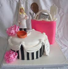 Kitchen Chef Decor by Chef Kitchen Cooking Theme Cake Main View