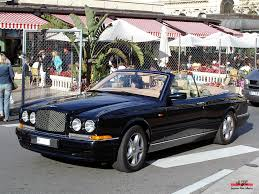 bentley arnage custom azure mulliner