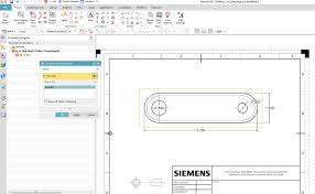 Drafting Table Dimensions Automatic Dimensions And Placement In Nx Drafting Siemens Plm