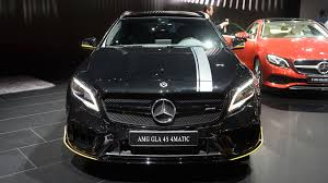 mercedes gla amg 2018 mercedes gla gets styling and feature updates in regular and