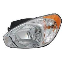 2008 hyundai accent driver side visor hyundai accent 2008 2011 left driver side replacement headlight