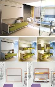 Best Murphy Bed Sofa Images On Pinterest  Beds Bed Sofa - Hideaway bunk beds