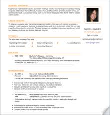 Geologist Resume Template 33 Free Resume Samples