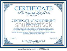 certificate frame frames for certificates designing certificate frame stock images