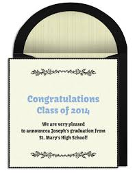 graduation announcements sles graduation announcement wording