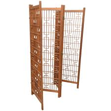 Antique Room Divider by Beautiful Rare Geometric Frank Lloyd Wright Room Divider Or Screen