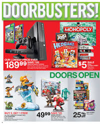 are target black friday deals online target u0027s 2013 black friday ad leaked gimme gimme games