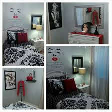 Marilyn Monroe Theme Bedroom Things I Love Pinterest Theme - Marilyn monroe bedroom designs