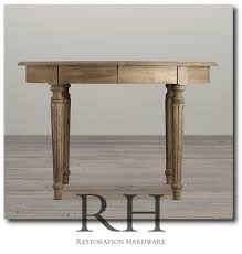 restoration hardware oval dining table breathtaking weathered dining tables you can buy online