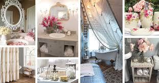 shabby chic bathroom revitalized luxury 30 soothing shabby chic