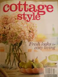 Cottage Style Magazine by Southern Charm Cottage February 2011