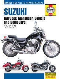 suzuki vs700 vs750 u0026 vs800 intruder 85 04 vz 800 marauder 97 04