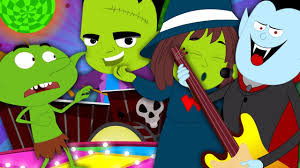 kids halloween clip art monster party halloween songs for kids children videos youtube
