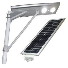 20w Solar Led Street Light All In One At Rs 19500 Piece S Vijay