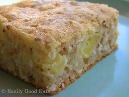 Homemade Coconut Cake by Easily Good Eats Semolina Coconut Apple Cake Recipe