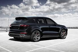 porsche suv 2015 black 2015 porsche cayenne vantage aero kit by topcar automotorblog