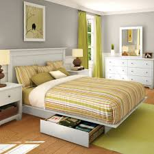 White Storage Bed South Shore Furniture Vito Full Queen Storage Panel Bed Lowe U0027s