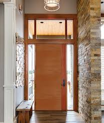 Sapele Exterior Doors Exterior Wood Panel Doors For Privacy And Security