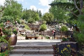 Colorado Botanical Gardens Betty Ford Alpine Garden Vail Co