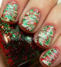 xmas nail art ideas beauty ful pinterest xmas christmas