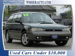 subaru light green used cars 1995 subaru legacy l boulder longmont denver