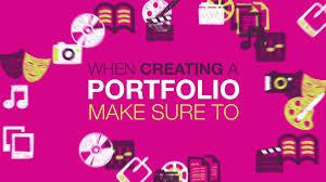 what is a portfolio english youtube