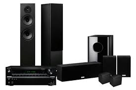 home theater 7 1 speaker system onkyo tx nr636 7 2 receiver and 4800 with dolby atmos 7 1 channel