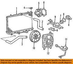 2001 hyundai elantra thermostat replacement hyundai oem 01 12 elantra engine coolant thermostat inner
