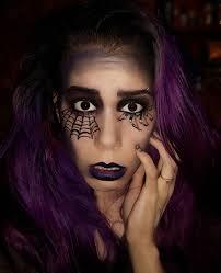 Saw Halloween Makeup by 3d Spider Eye Makeup U2013 Halloween Look 3 U2013 Candeeglam
