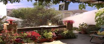 House With Guest House by Solhuse A Semi Detached Village House With Guest House And