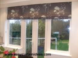 Patio Doors With Side Windows Door Window Treatments