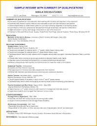 example of skills section of resume doc 523675 abilities and