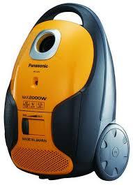Panasonic Vaccum Cleaners Panasonic Mc Cj913 Canister Vacuum Cleaner Yellow Review And Buy