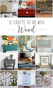 diy upcycled home decor make a giant reclaimed wood clock from an electrical reel