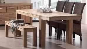 table de cuisine avec banc photo 3 12 proposer une table en bois