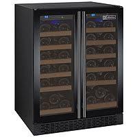 Under Cabinet Wine Fridge by Under Counter Built In Wine Storage Wine Cooler Refrigerator