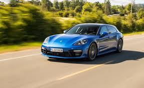 4 door porsche for sale 2018 porsche panamera sport turismo first drive review car and
