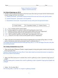chapter 2 unit review answer key united states constitution